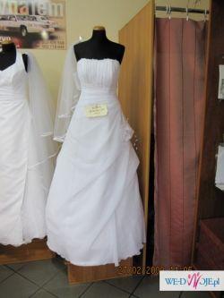suknia ślubna--- do przeróbki