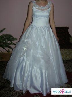 suknia slubna + dodatki