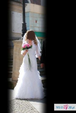 suknia slubna+dodatki!!!
