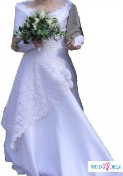 Suknia ślubna + dodatki. Gdynia