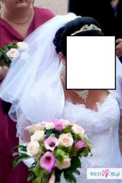 suknia ślubna dreix