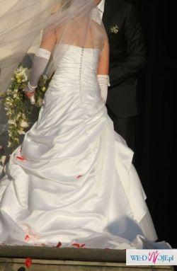Suknia ślubna DUETO LA SPOSA POZNAŃ