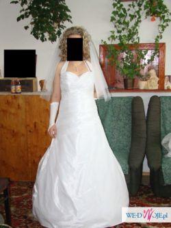 Suknia ślubna dużo dodaków:)