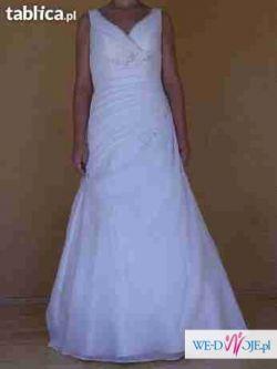 Suknia ślubna Ecru Model Motyl Suknie ślubne Ogłoszenie Komis