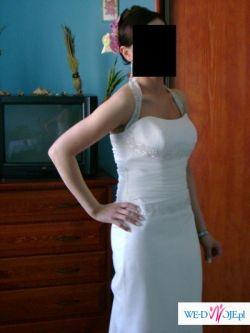 Suknia ślubna Edda firmy Gala - kolekcja 2008