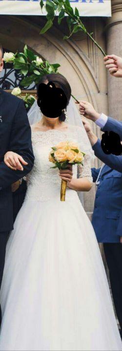 Suknia ślubna Eden firmy Margarett
