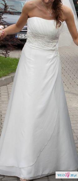 Suknia ślubna EGIPT z kolekcji Marietta Mariage