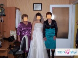 Suknia Ślubna- elegancka