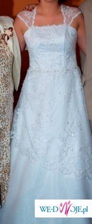 Suknia Ślubna , elegancka dla przyszłej Panny Młodej