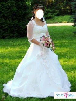 Suknia ślubna - Elia Nova, Eva Sass