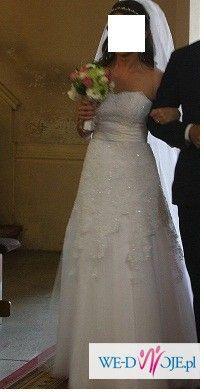 Suknia ślubna Eliabeth Passion