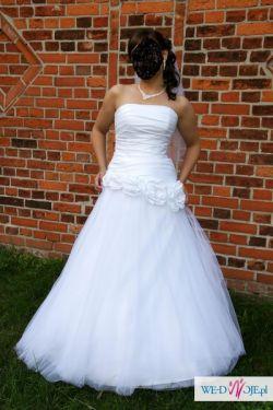 """Suknia Ślubna """"Elizabeth"""" 2012 38 ("""