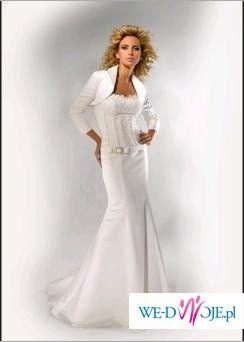 Suknia ślubna - Elizabeth Konin 2008