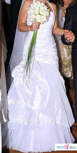 Suknia ślubna Elizabeth Konin - hiszpanka