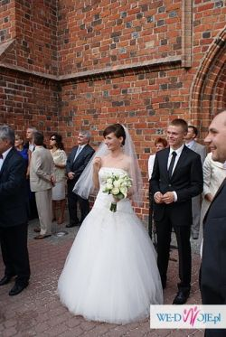 b4af581741 Suknia ślubna Elizabeth Konin