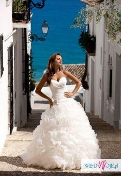 Suknia ślubna Elizabeth Passion E-2494T rozm.36