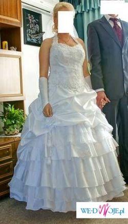 Suknia ślubna Elle 4244 Suknie ślubne Ogłoszenie Komis Baza