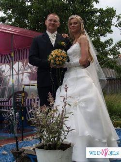 Suknia ślubna Elle Suknie ślubne Ogłoszenie Komis Baza