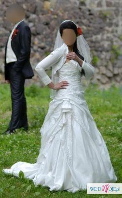 Suknia ślubna EMMA DV/Silver z salonu Adeline