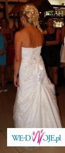 Suknia ślubna emmanuel