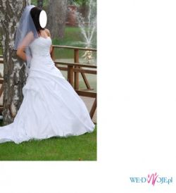 Suknia ślubna Emme Herm's