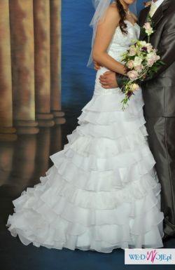Suknia Ślubna EMMI MARIAGE - Amelia.. !!!!