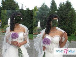 SUKNIA ŚLUBNA ! EMMI MARIAGE CRISTAL WARTO