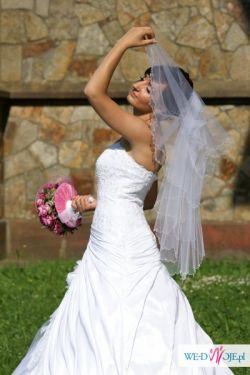"""Suknia Ślubna Emmi Mariage """"DIVINA"""" rozm. 36"""
