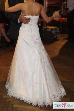 Suknia ślubna Emmi Mariage roz. 36