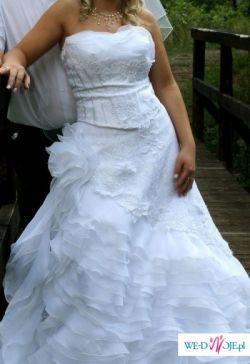 Suknia ślubna Emmi Mirage Caprise