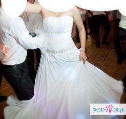 Suknia ślubna Empire Grecka Fason A Suknie ślubne Ogłoszenie