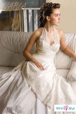 Suknia ślubna Evaleen Nabla Koronkowa Fantazja Suknie ślubne