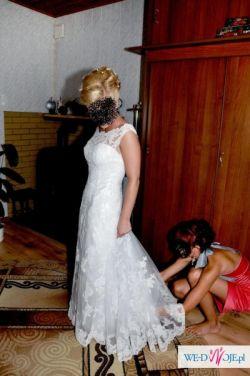 Suknia ślubna EVITA 36-38
