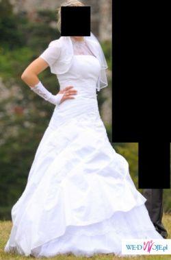 Suknia ślubna FALLON, r. 36