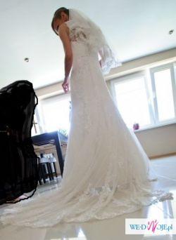 Suknia ślubna FARA SPOSA 5001