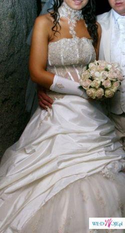 suknia ślubna Farage 3000