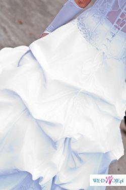Suknia ślubna Farage biel