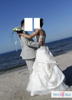 Suknia ślubna Farage Cindirella