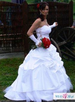 suknia ślubna farage galaxy 4000