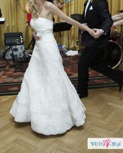 Suknia ślubna FIORDO La Sposa