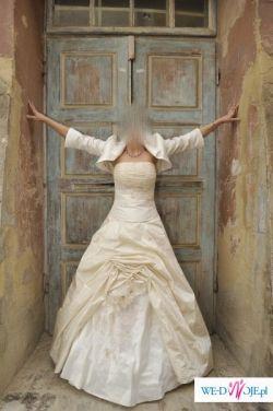 Suknia ślubna firmy Agnes