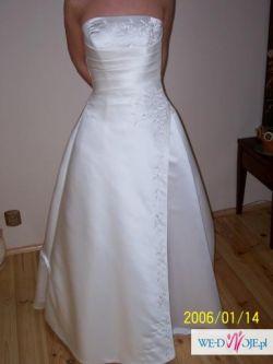 628782685d Suknia ślubna firmy Agora - model 24-43 - Suknie ślubne - Ogłoszenie ...