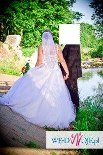 Suknia ślubna firmy Angel