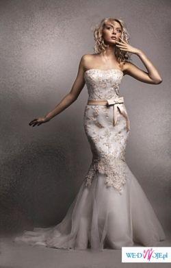 Suknia ślubna firmy Annais Bridal model AVENO