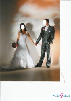 Suknia ślubna firmy ASPERA