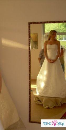 suknia ślubna firmy aspera by alicja ecklow