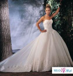 Suknia ślubna firmy DEMETRIOS MODEL 2705