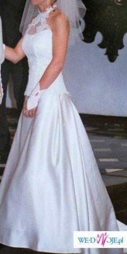Suknia ślubna firmy Farage