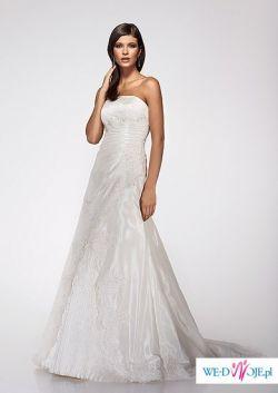 Suknia ślubną firmy Gala, model Danalea z 2008 roku