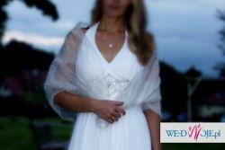 suknia ślubną firmy Igar model Gracja rozmiar 38/40
